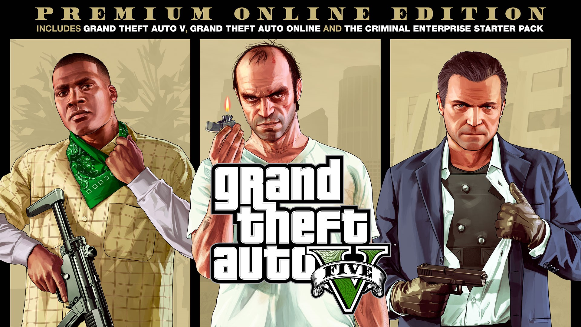 Grand Theft Auto V Premium | СМЕНА ДАННЫХ | + 1 млн. $