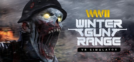 World War 2 Winter Gun Range VR Simulator [steam key]
