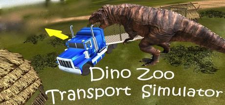 Dino Zoo Transport Simulator (Steam key/Region free)