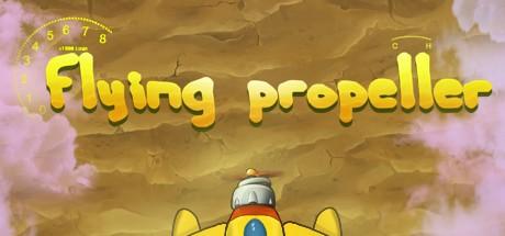 Flying propeller (Steam key/Region free)
