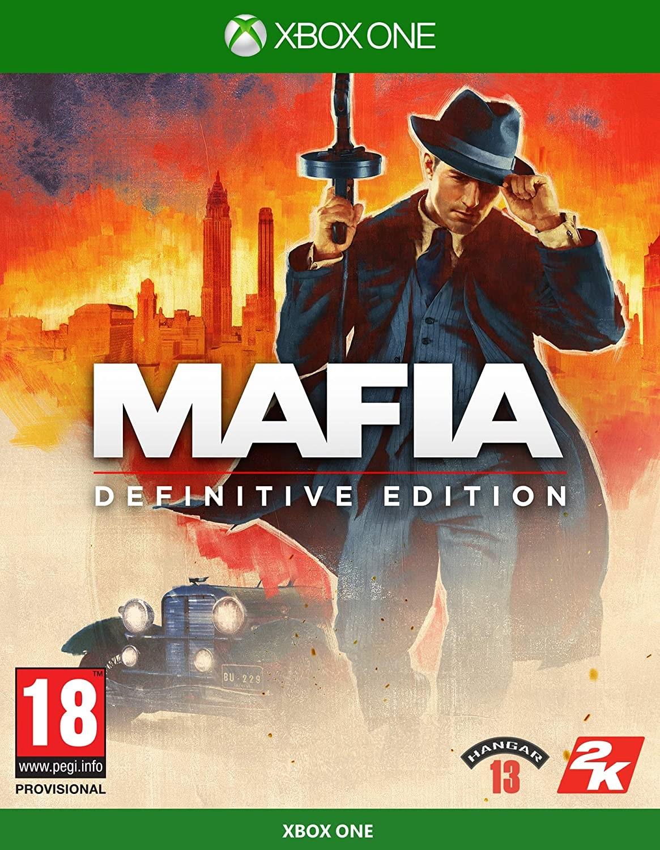 ✅ Mafia: Definitive Edition XBOX ONE Цифровой Ключ 🔑