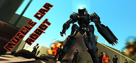 Muscle Car Robot (Steam key/Region free)