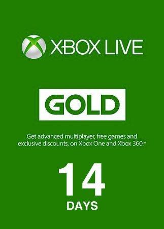 XBOX LIVE GOLD 14 ДНЕЙ | XBOX ONE, SERIES X|S🌎