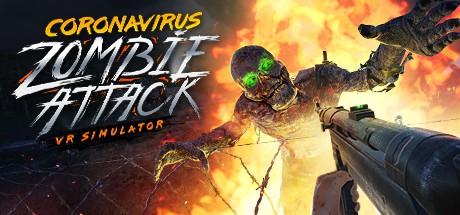 World War 2 Zombie Attack VR Coronavirus Simulator