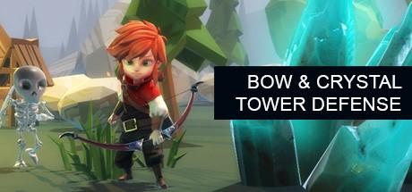 Bow & Crystal Tower Defense (Steam key/Region free)