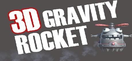 3D Gravity Rocket (Steam key/Region free)
