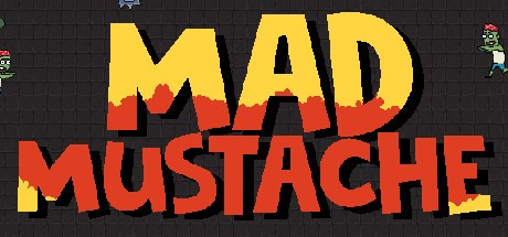 Mad Mustache (Steam key/Region free)