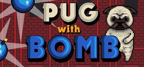 Pug With Bomb (Steam key/Region free)