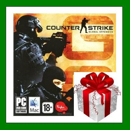 Counter Strike: Global Offensive Steam Gift RU-CIS-UA