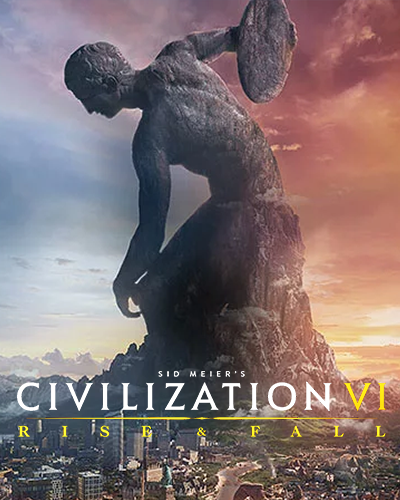 Civilization VI: Rise and Fall