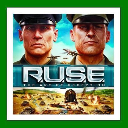 RUSE - R.U.S.E. -  Steam Key - RU-CIS-UA   АКЦИЯ