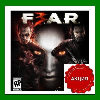 FEAR 3 - F.E.A.R. 3 - Steam Key - RU-CIS-UA   АКЦИЯ
