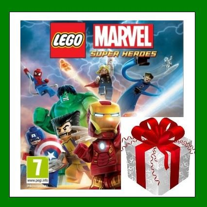 LEGO Marvel Super Heroes - Steam - RU-CIS-UA   АКЦИЯ