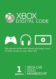 Купить Xbox Live Gold - 1 месяц (все страны+ Россия) + Подарок