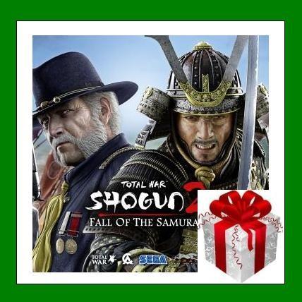 Total War Saga Fall of the Samurai - Steam RU-RU-CIS