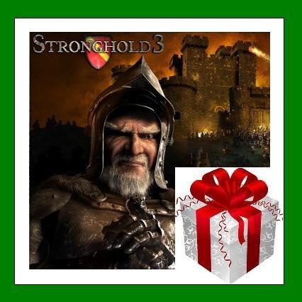 Stronghold 3   1 - Steam Key - RU-CIS-UA   АКЦИЯ