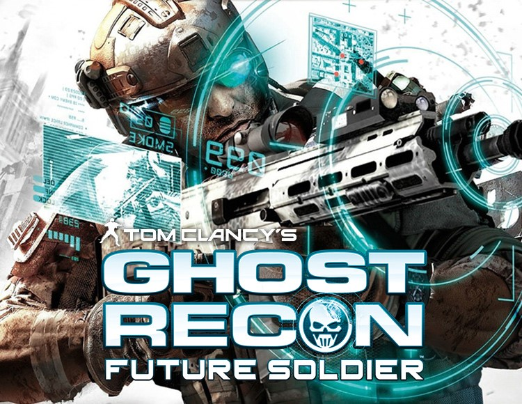 Tom Clancy's Ghost Recon Future Soldier - Stand (Uplay)