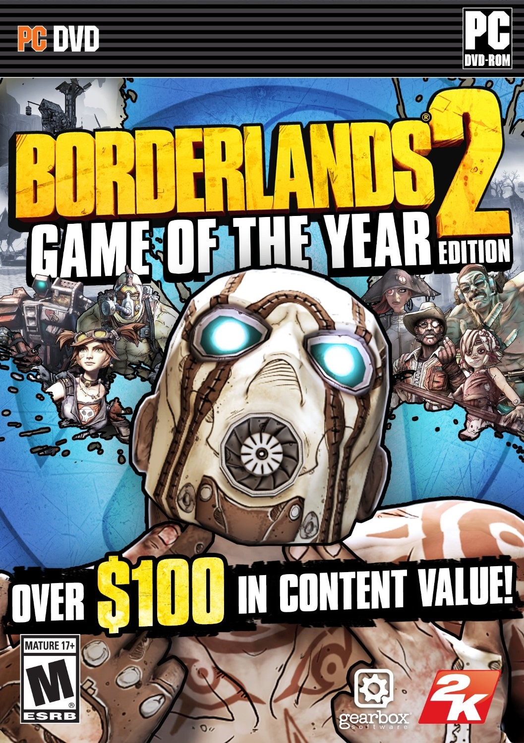 Borderlands 2 Game of the Year GOTY (Steam Gift Россия)