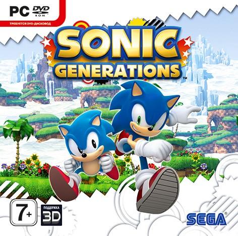 Sonic Generations (Steam KEY)   ПОДАРОК