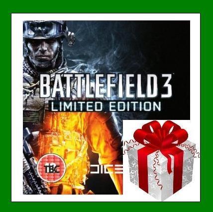 Battlefield 3 Limited Edition - Origin Key Region Free