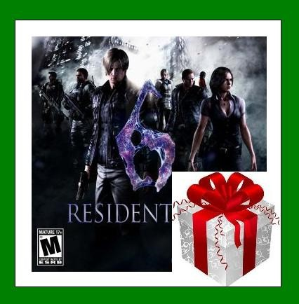Resident Evil 6 - Steam Key - RU-CIS-UA   АКЦИЯ