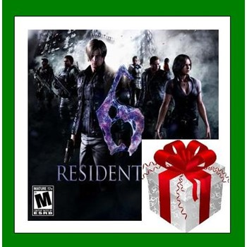 Купить Resident Evil 6 - Steam Key - RU-CIS-UA + АКЦИЯ