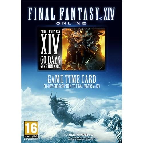 Final Fantasy XIV: A Realm Reborn - 60 Day Time Card EU