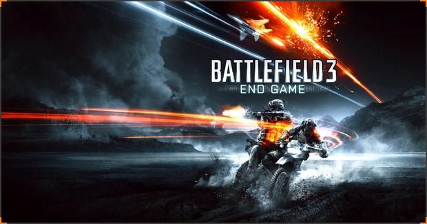 BATTLEFIELD 3: END GAME - DLC - EA - ORIGIN - ФОТО