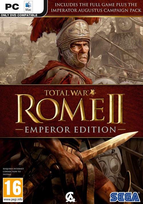 Total War: ROME II Emperor Edition (Steam Gift Россия)