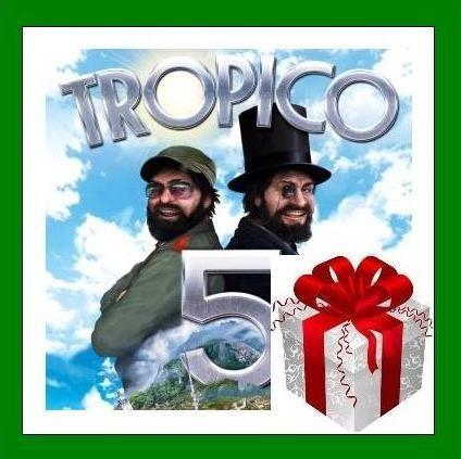 Tropico 5 - Steam Special Edition - RU-CIS-UA   АКЦИЯ