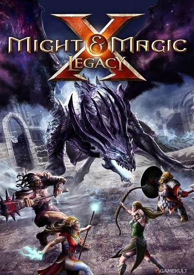 Might and Magic X Legacy (Uplay KEY)   ПОДАРОК