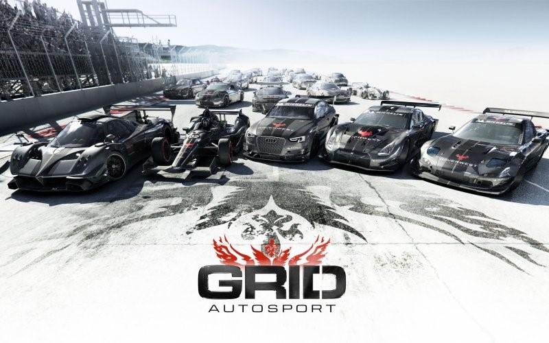 GRID Autosport (Steam region free; ROW gift)