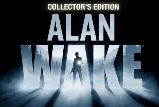 Alan Wake Collector's Edition ?(Region Free) ПОДАРОК