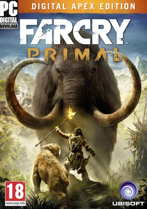 Far Cry Primal Apex Edition (Steam Gift Россия)