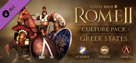 Total War: ROME II - Greek States Culture Pack (STEAM)
