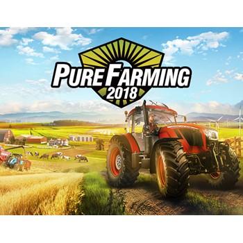 Купить Pure Farming 2018 (Steam)