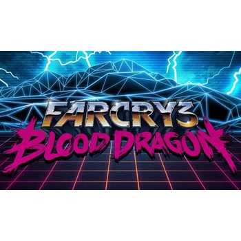 Купить Far Cry 3 Blood Dragon (RU/CIS activation; Steam gift)