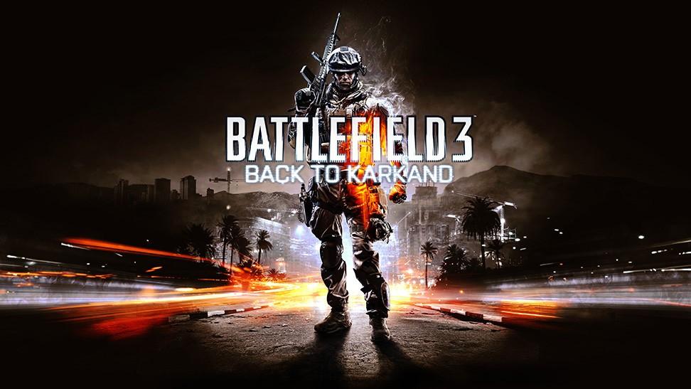 Battlefield 3: Back to Karkand RU/EU ORIGIN DLC ПОДАРОК
