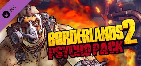 Borderlands 2 - Psycho Pack (DLC) STEAM KEY/REGION FREE