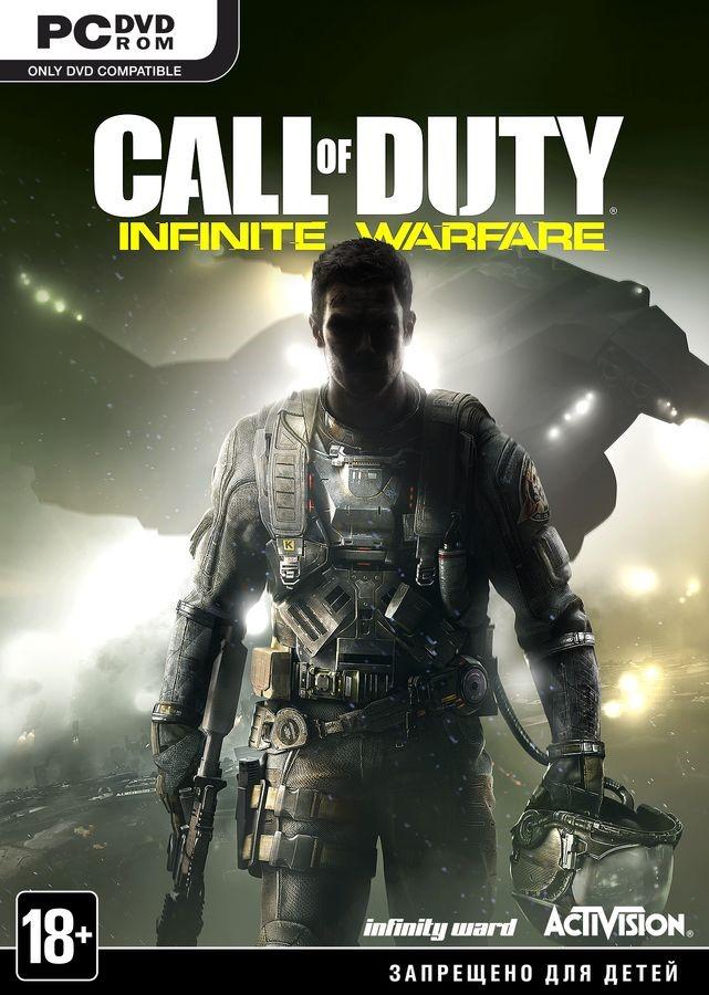 Call of Duty: Infinite Warfare (Steam) РУССКАЯ РФ СНГ