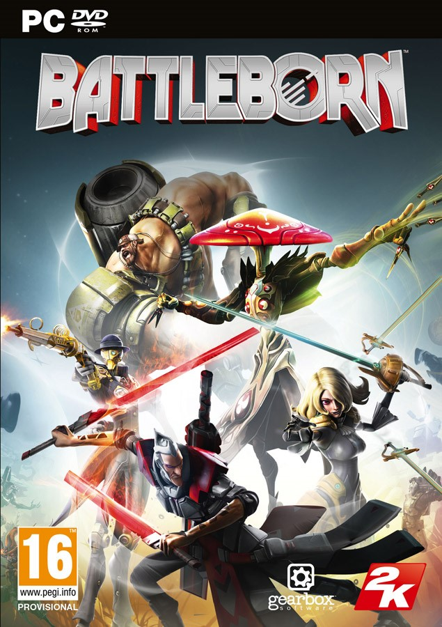 Battleborn   DLC (Steam KEY)   ПОДАРОК
