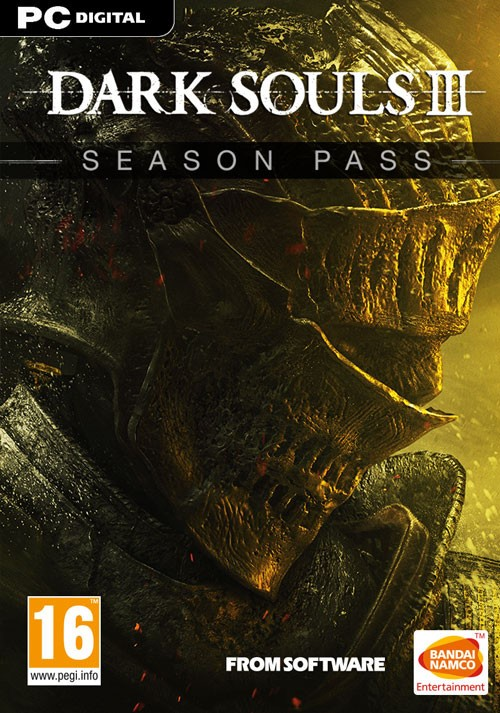 Dark Souls III Season Pass (Steam KEY)   ПОДАРОК