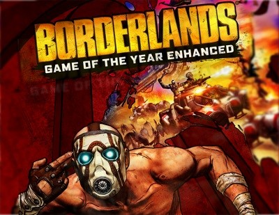Borderlands: Game of the Year Enhanced (Steam KEY)