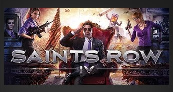 Saints row iv 4 (steam) RU CIS