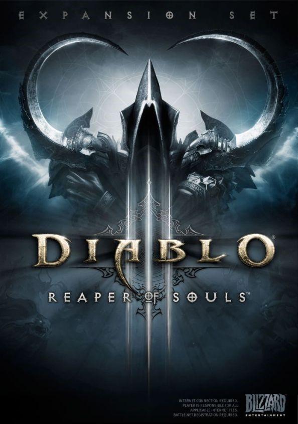 DIABLO III 3: Reaper of Souls ?(RU/EU/US) ПОДАРОК