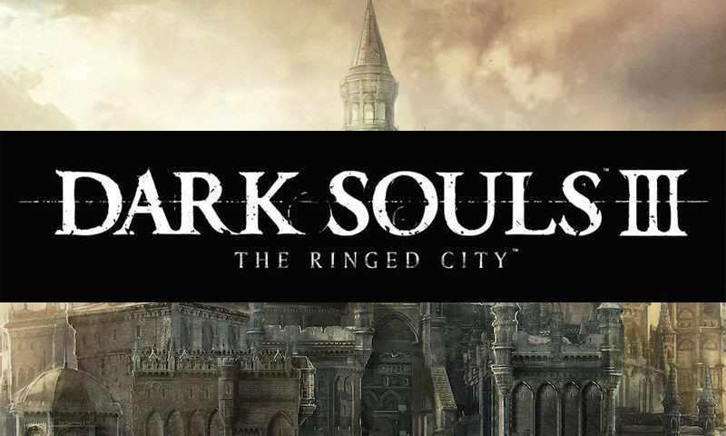 DARK SOULS 3 III The Ringed City (Steam)   ПОДАРОК
