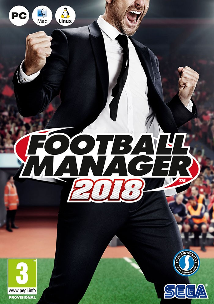 FOOTBALL MANAGER 18 LIMITED EDITION EU | MULTILANG