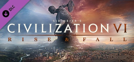 Civilization VI: Rise and Fall  * DLC (RU/UA/KZ/СНГ)