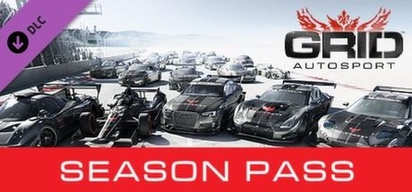 Grid Autosport Season Pass (Ключ для Steam)   Подарок