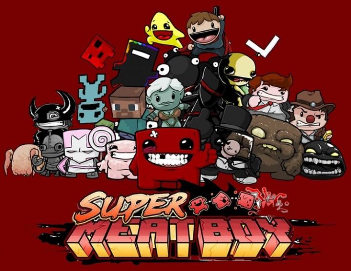 Super Meat Boy (- key) -- RU